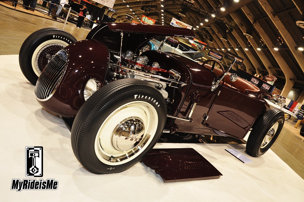 AMBR Winner, 2013 AMBR Winner,2013 Grand National Rodster Show, 1927 Ford Roadster, hot rod