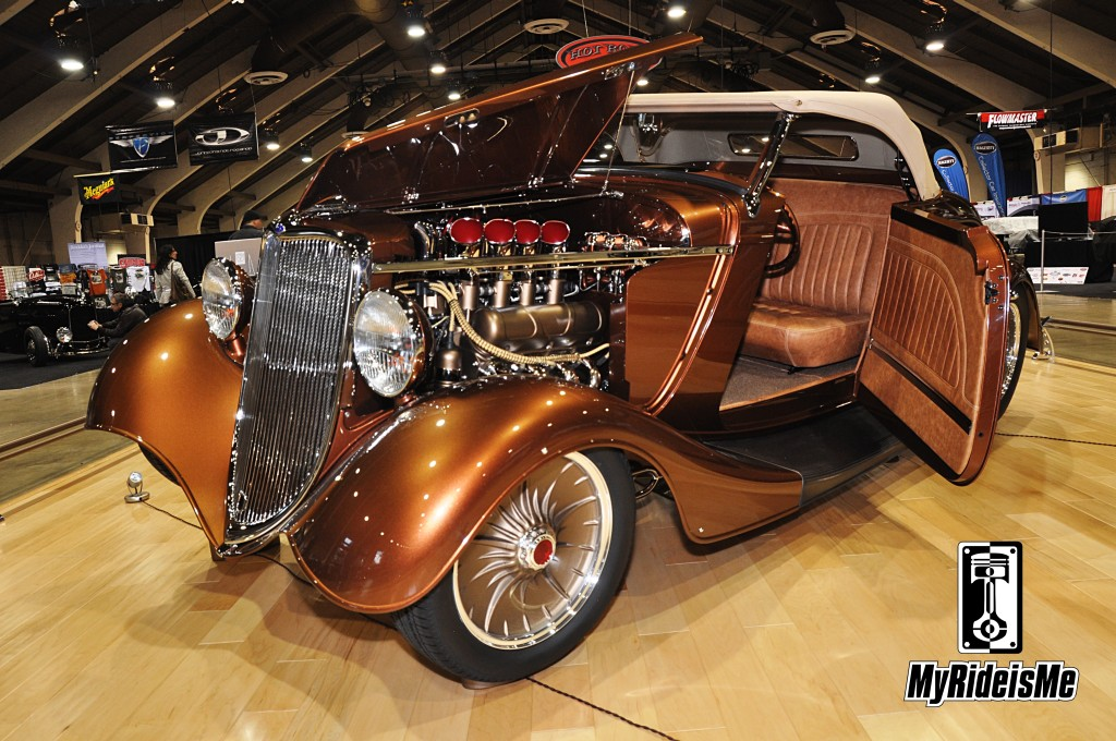America's Most Beautiful Roadster, GNRS