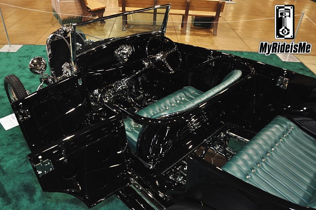 Australian Hot Rod, Joe Cane hot rod, Grand National Rodster Show, 1927 Ford Touring Roadster