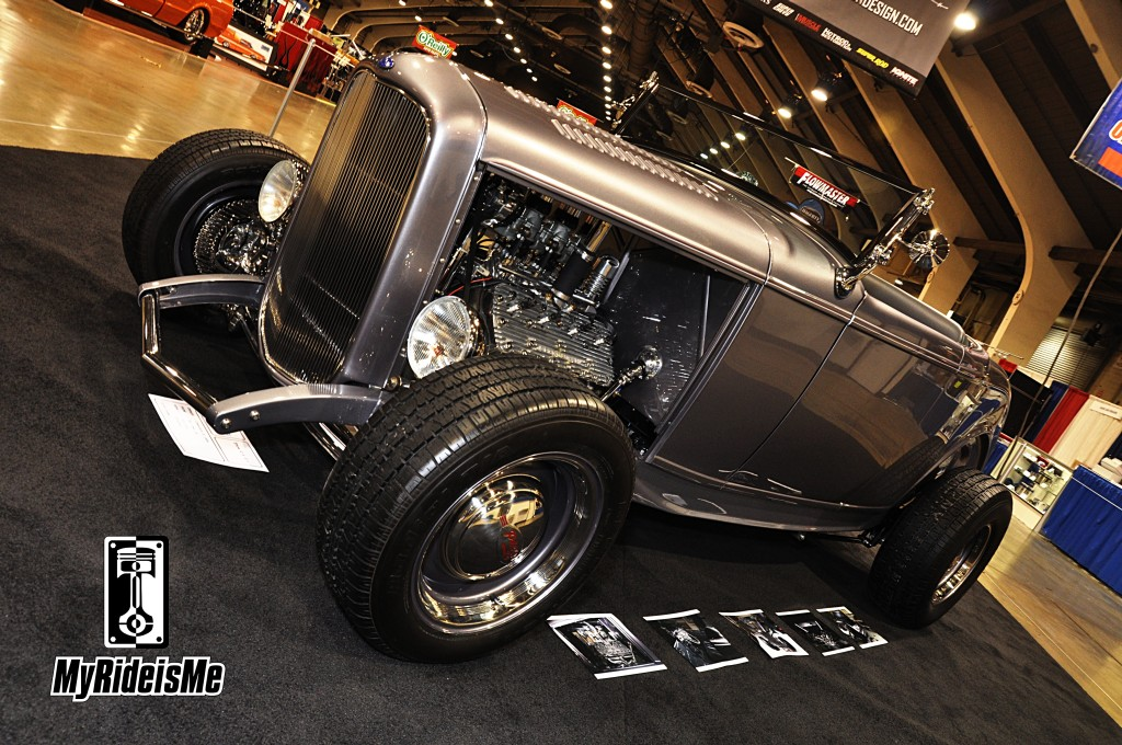 1932 hot rod, America's Most Beautiful Roadster, Grand National Roadster Show,