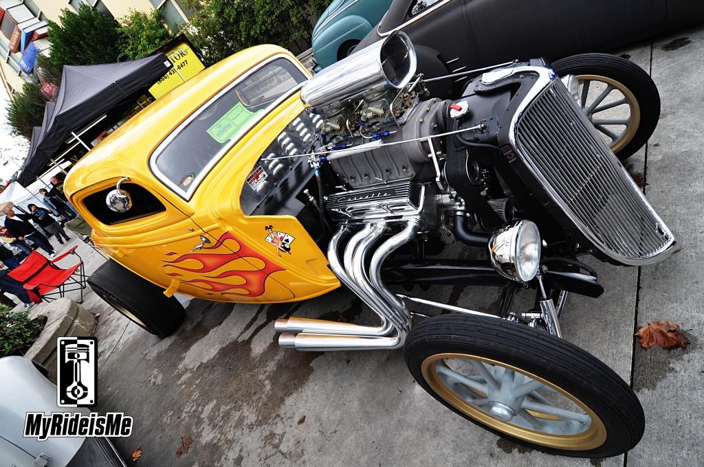 2013 Grand National Roadster Show, hot rod, custom paint