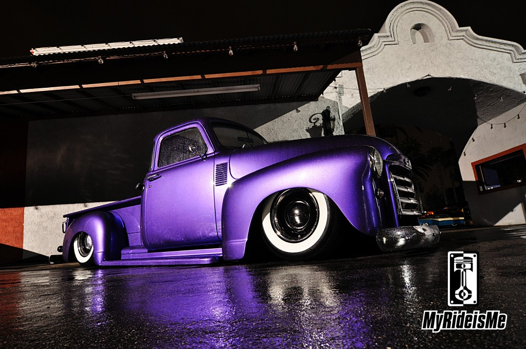1950 GMC, Custom GMC pickup, 2013 Grand National Roadster Show