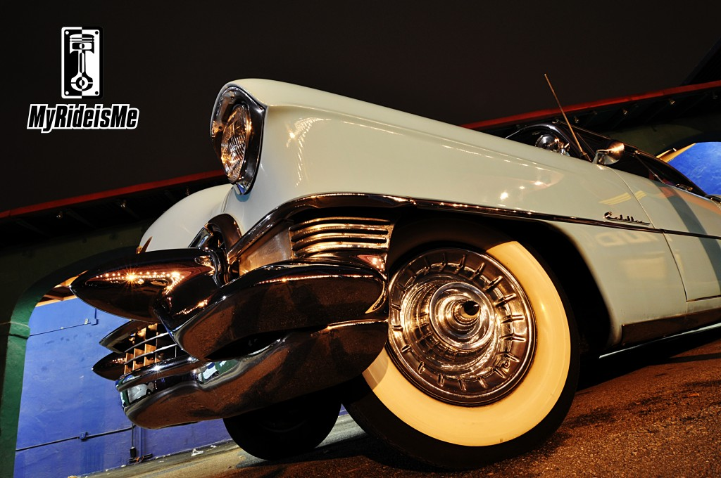 1955 Cadillac series 62, custom cadillac, 2013 Grand National Roadster Show