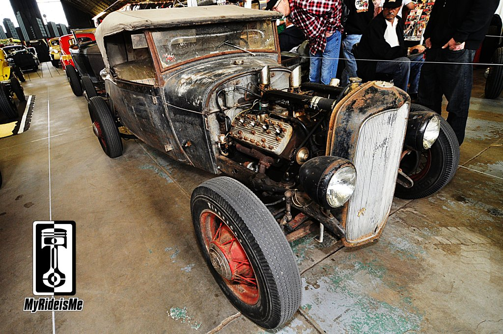 Not a Rat Rod - 45 Year old 1928 Model A Hotrod Ford Roadster ...