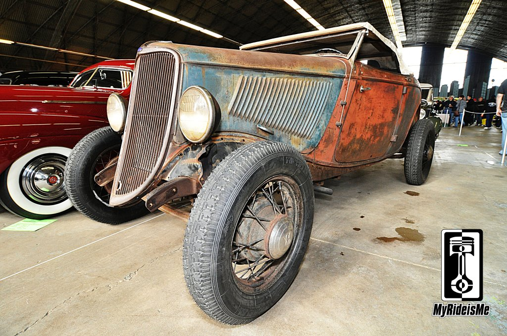 1933 Ford Roadster, hot rod, hot rod roadster