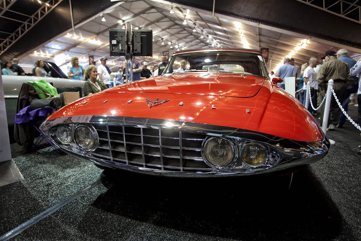 2019 Barrett Jackson, barrett jackson scottsdale, 1956 Chrysler Diablo, concept car
