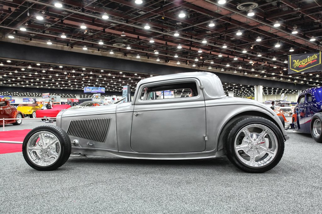 1932 deuce coupe, 1932 Ford Hot Rod