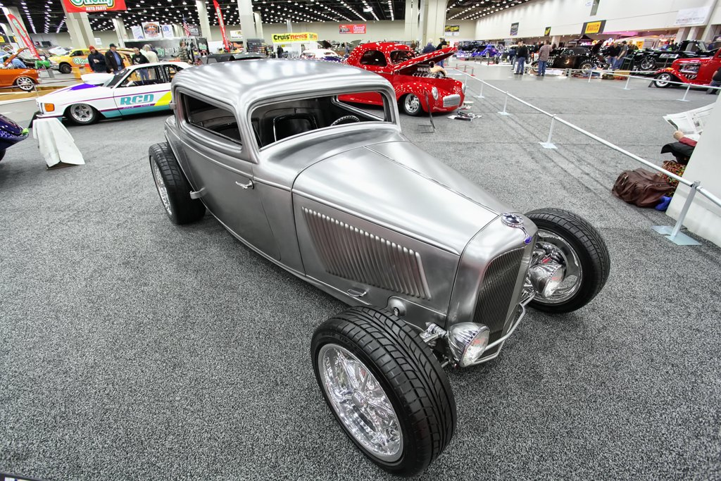1932 deuce coupe, 1932 Hot Rod