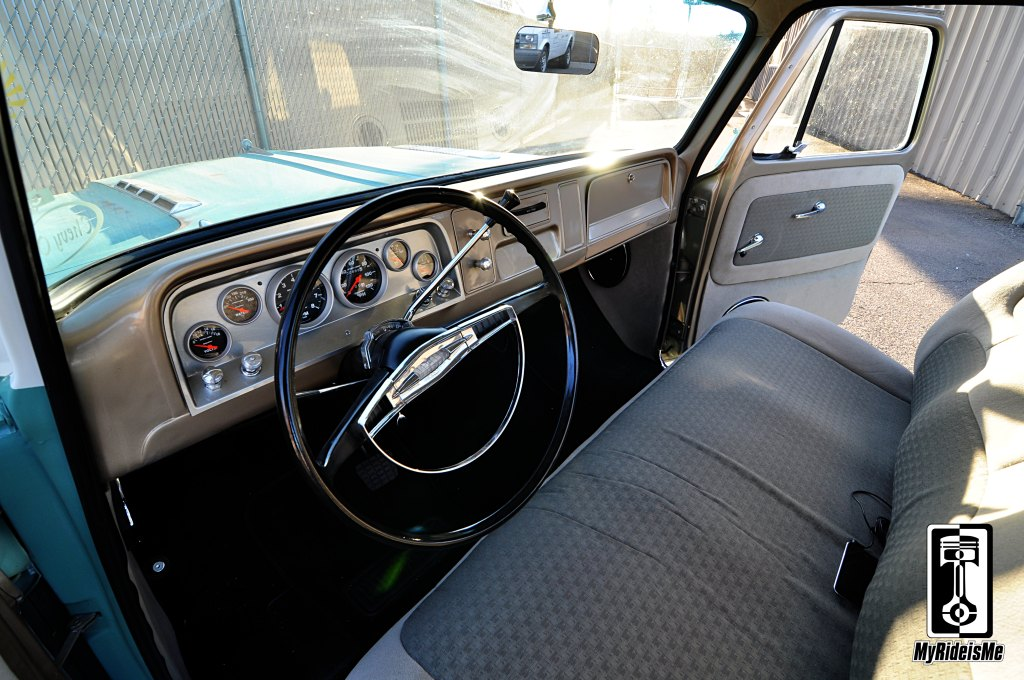 1964 Chevy Truck Interior Interior Ideas