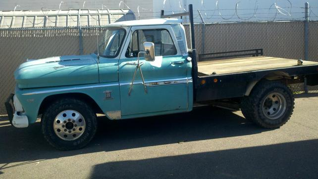 1964 Chevy Dually, 1960s chevy trucks, Chevy C10 custom truck