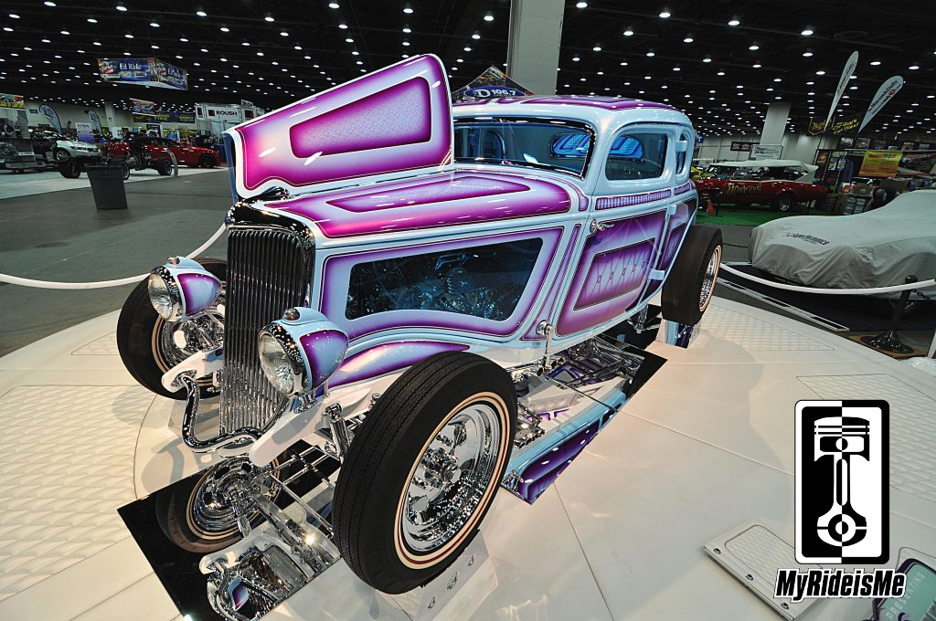 traditional hot rod, custom paint,hot rod and custom car show
