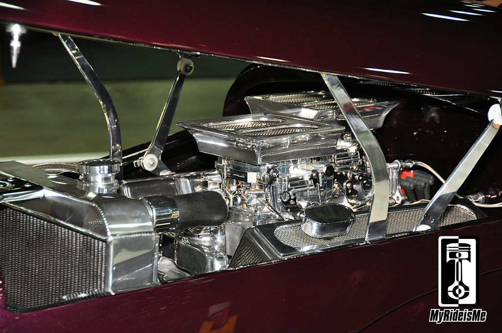custom intake manifold,Ridler Award 2013