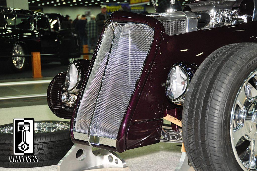 custom grille,Ridler Award 2013