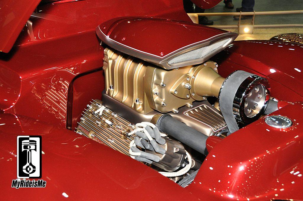 flathead ford, blown flathead,Ridler Award 2013, Detroit Autorama 2013