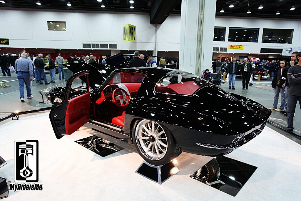 custom corvette,Ridler Award 2013