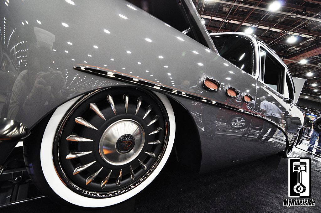 one-off wheels, hot rod wheels,Ridler Award 2013, Detroit Autorama 2013