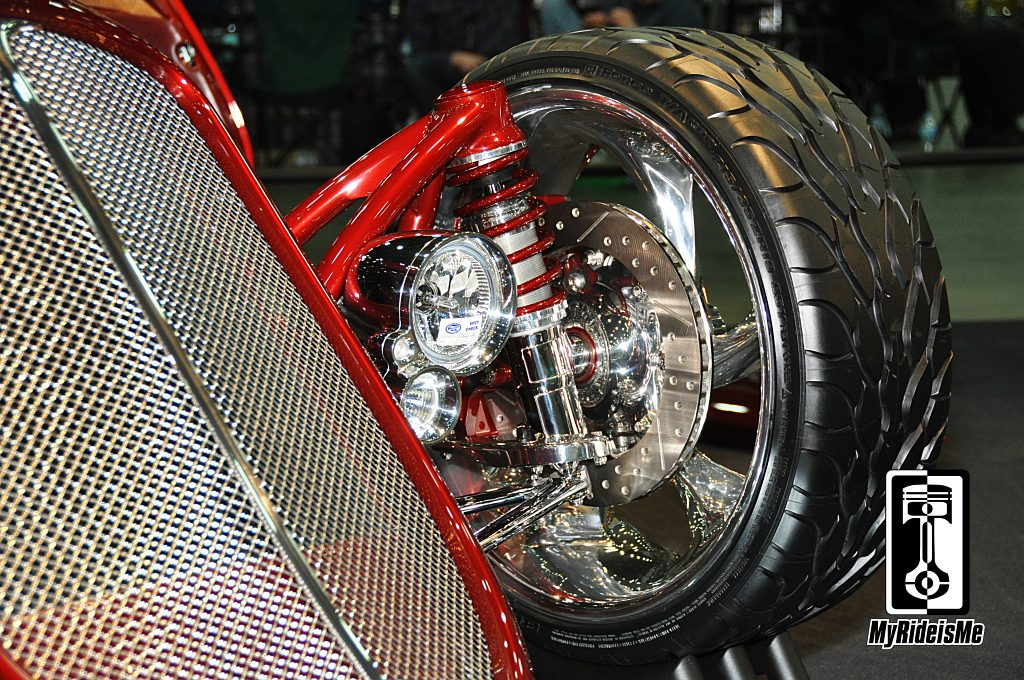 custom hot rod suspension,Ridler Award 2013