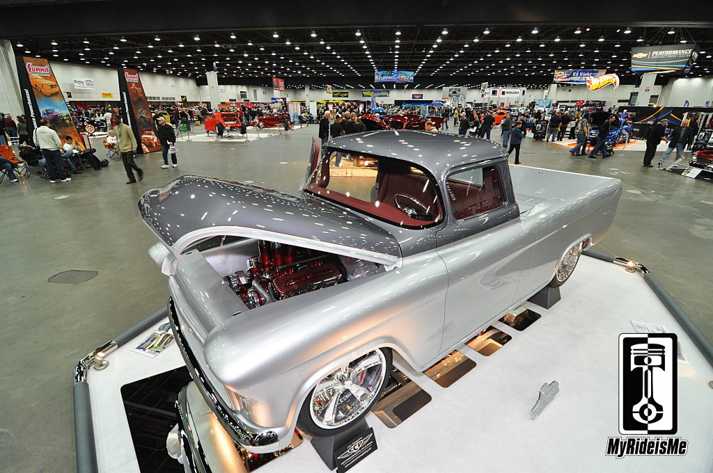 hot rod pickup, 1970s Chevy Pickups,Ridler Award 2013