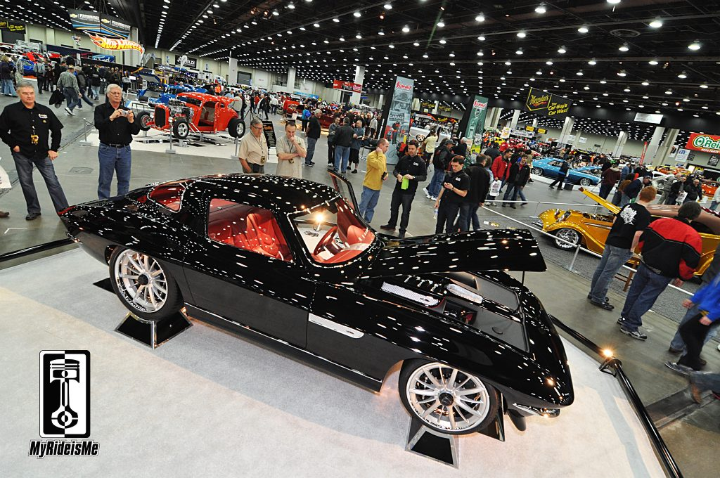 custom 1965 Corvette,Ridler Award 2013