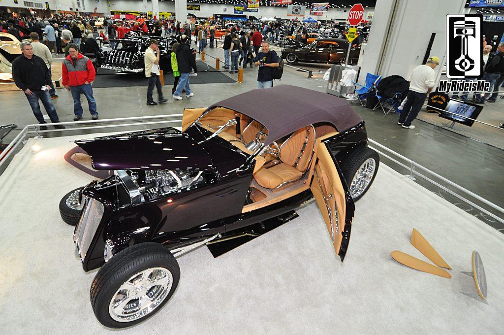 1935 Ford Phaeton,Ridler Award 2013