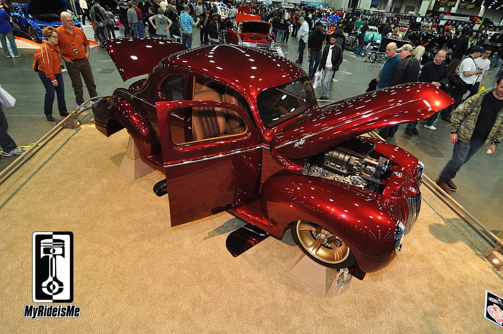 hod rod 40 ford, 1940 Ford,Ridler Award 2013