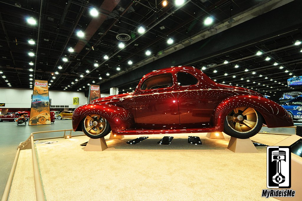 hot rod 40 ford, hot rod ford, 2013 ridler winner