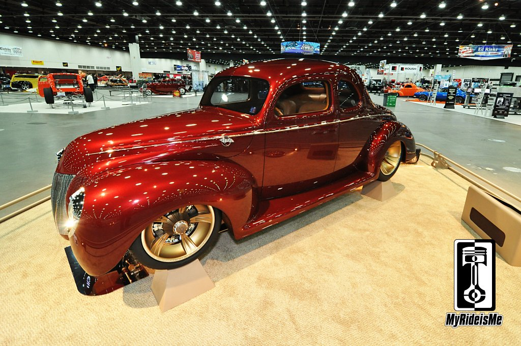 ridler winner, 2013 ridler award winner, 1940 ford coupe