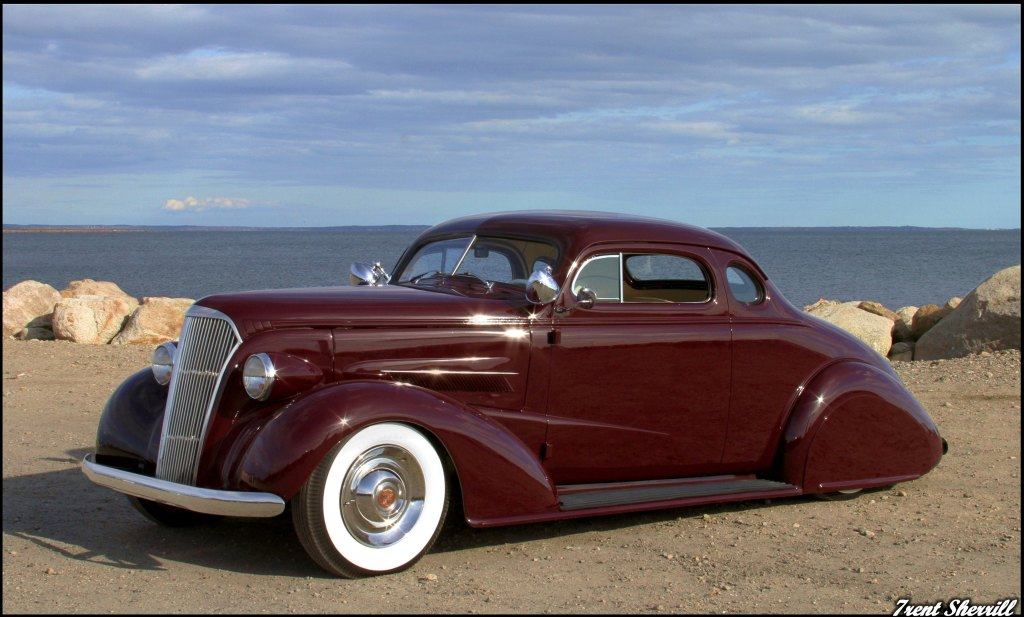 car photography,37 Chevy Coupe, 1937 Chevy Custom