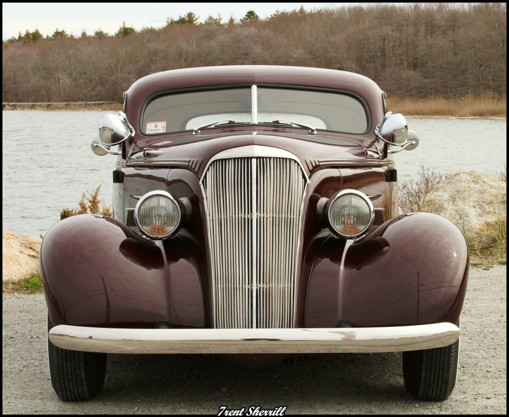 Keith Goettlich's 1937 Chevy Coupe Nailed it | MyRideisMe com