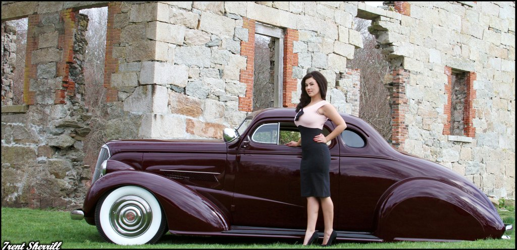 1937 Chevy Coupe, custom 1937 Chevy coupe, hot rod pinups