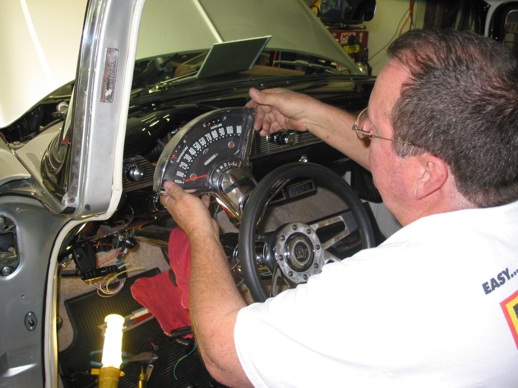 Wiring How-To, Rewiring Old Car, Universal Wiring Kit Installation, Wiring Guide