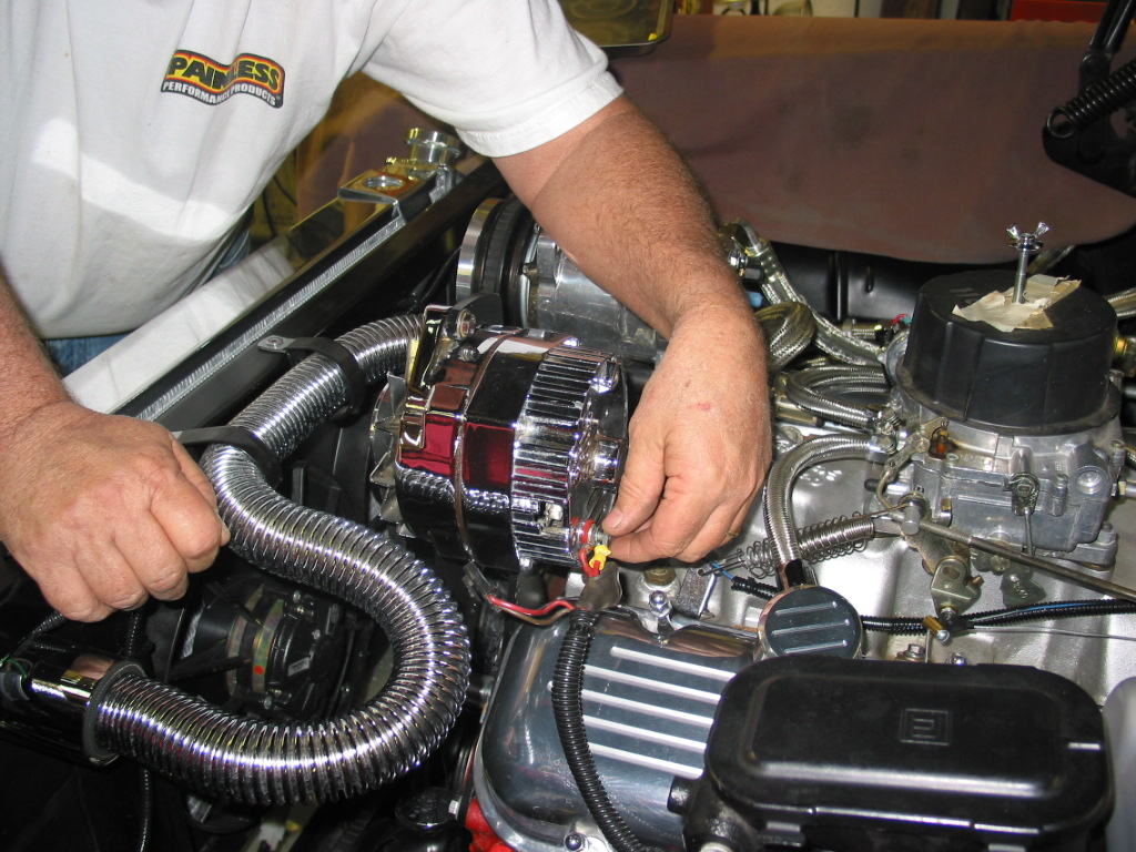 Wiring How-To, Rewiring Old Car, Universal Wiring Kit Installation, Wiring Guide, complete installation