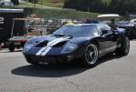 GT40 Race car
