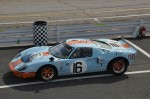 Ford GT40 race car, gt40 racing