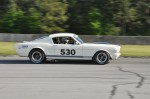 mustang fastback, mustang race car
