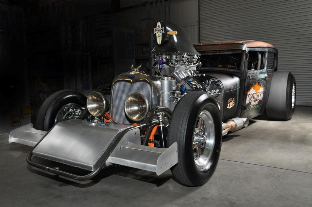 rat rods, drag racer, mountain motor