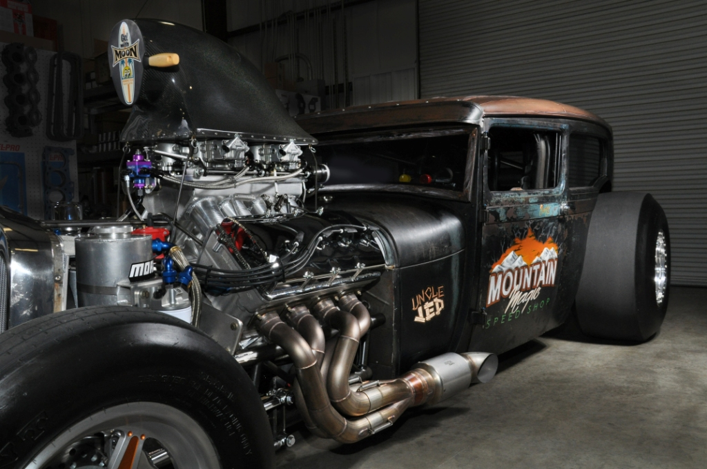 rat rods, drag racing, hot rods