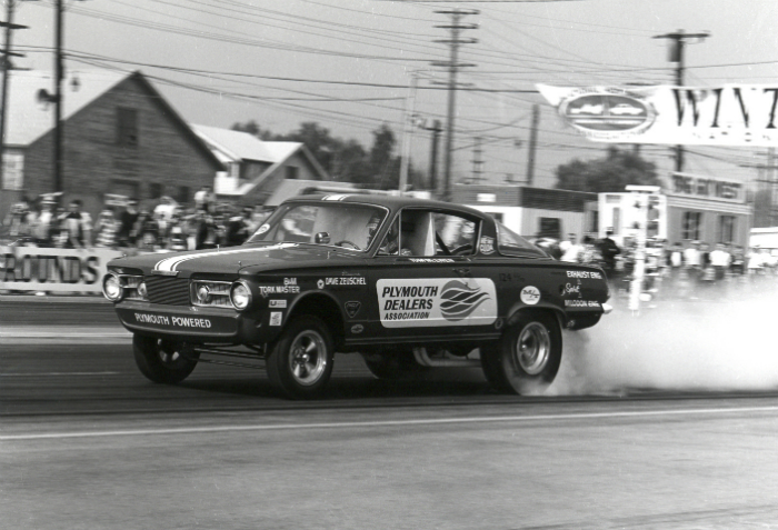 1965 cuda, Plymouth Hemi Barracuda, Cuda Funny Car