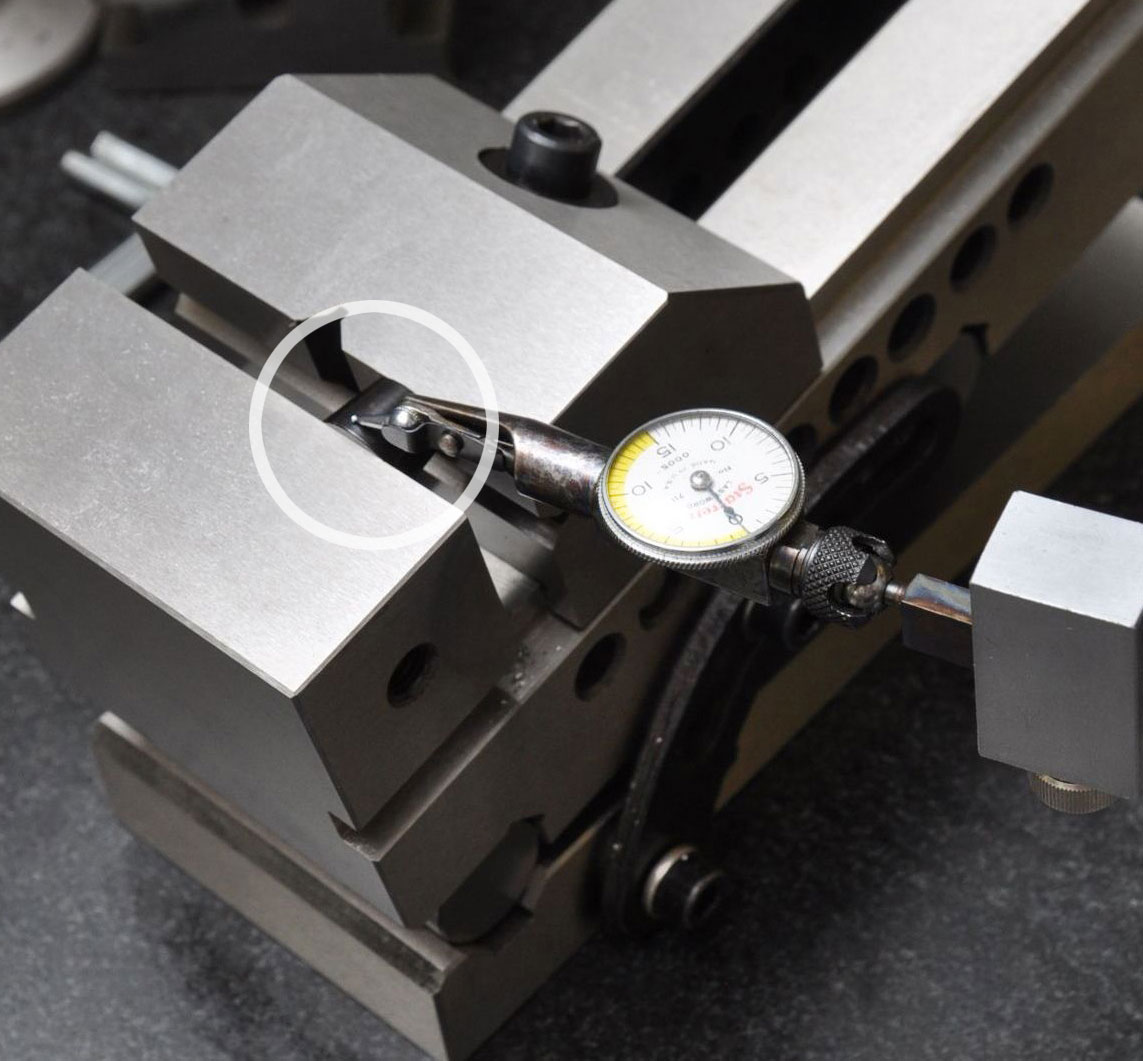outer diameter taper, valve lock ot, valve angle
