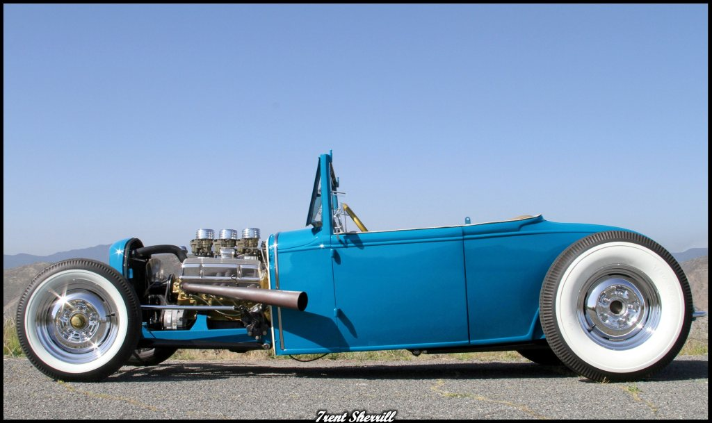 1930 Ford Hot Rod With Traditional Style Myrideisme Com