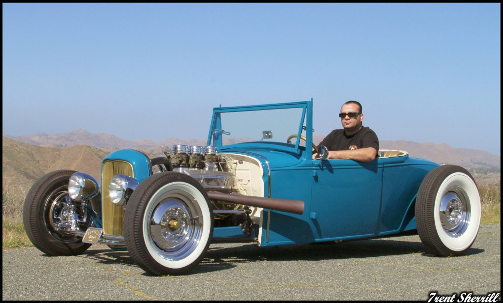 1930 Ford Hot Rod with Traditional Style | MyRideisMe.com
