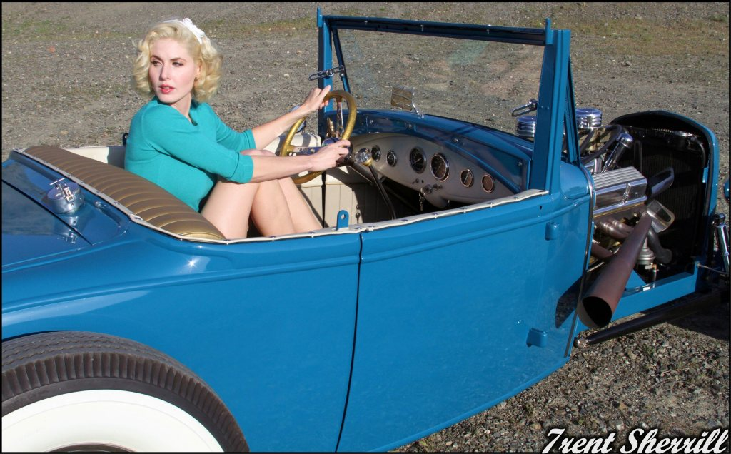 1930 Ford Sport Coupe, 1930 ford hot rod, Hot Rod pinups