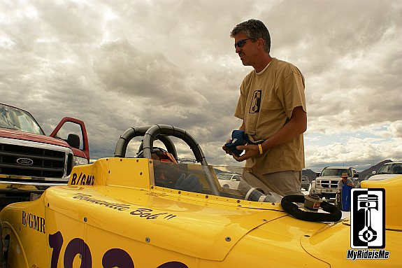 land speed racing, bonneville salt flats