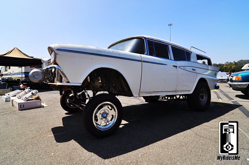 gasser, gasser wars, gasser wagon, drag racing