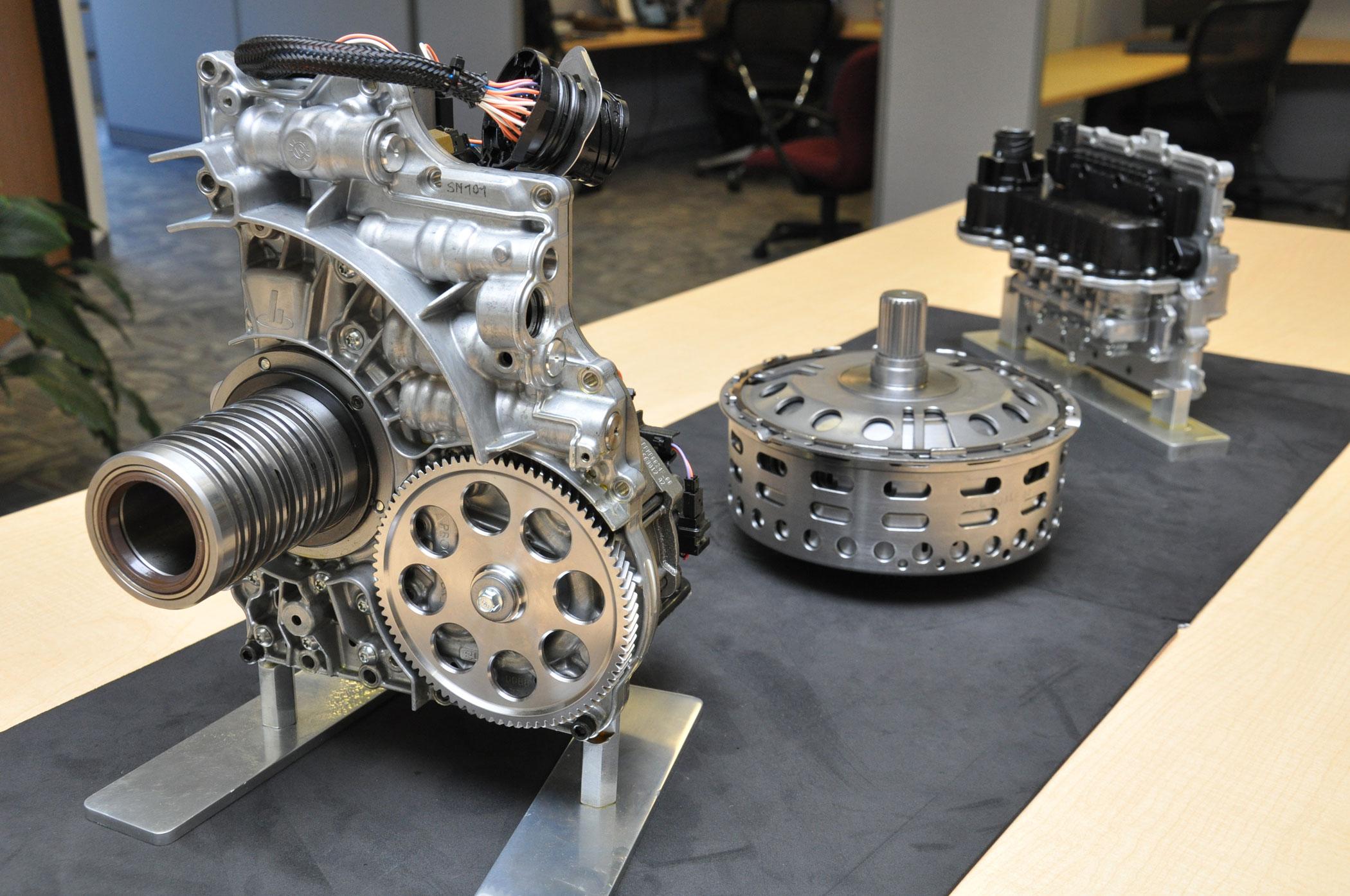 transmission, valve body,