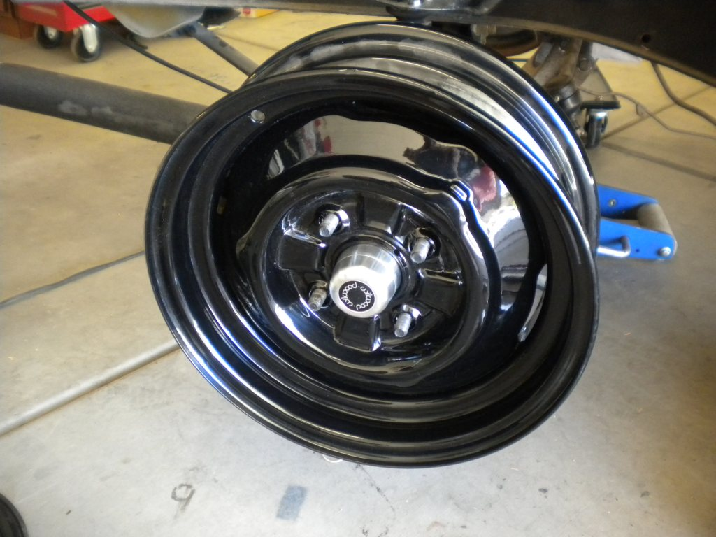 Ford Falcon Disc brakes, ford falcon, 4 lug disc brake kit