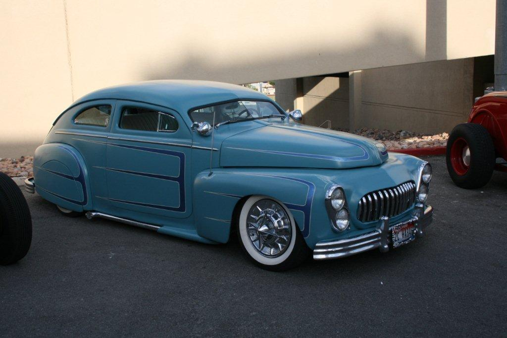 More Hot Rod & Custom Car Pics - 2013 Bonneville Speed Week ...