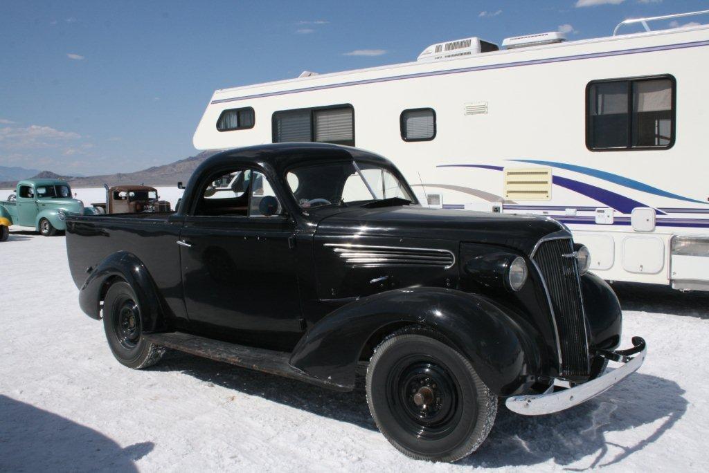 1937 Chevy Ute, 2013 Bonneville Speed Week, bonneville pictures