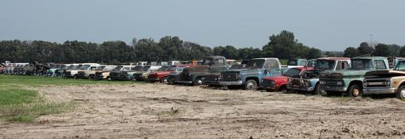 Lambrecht Chevrolet, classic Chevy auction, classic car auction