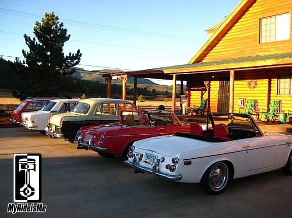 classic datsun, classic japanese, datsun roadster